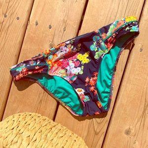 nanette lepore swim bikini bottom